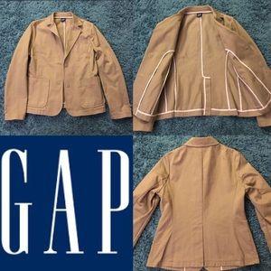 Vintage GAP Classic Khaki Blazer